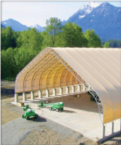 INDUSTRIAL TENT CONSTRUCTIONS