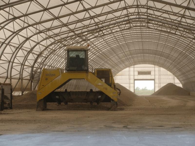 Как сделать зернохранилище